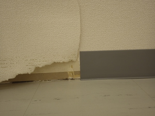福岡県太宰府市で店舗のリフォーム工事5