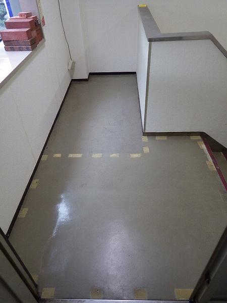階段施工前1