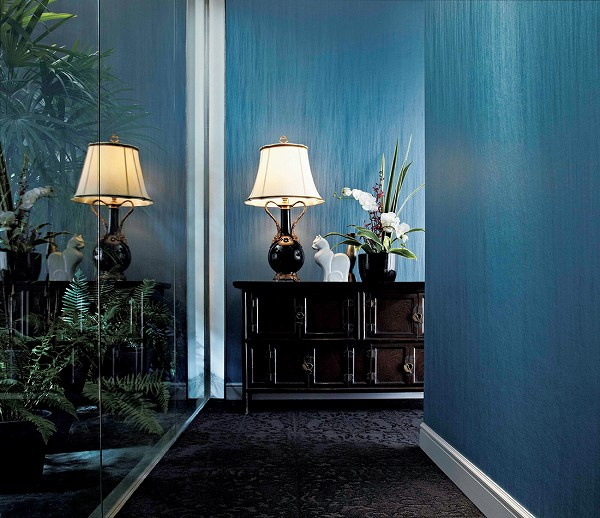 青い壁紙1
