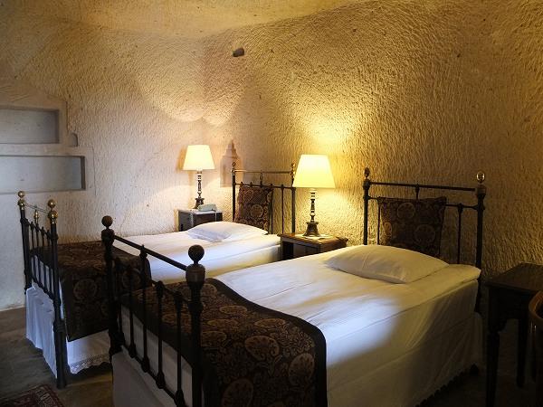 トルコ洞窟ホテル2