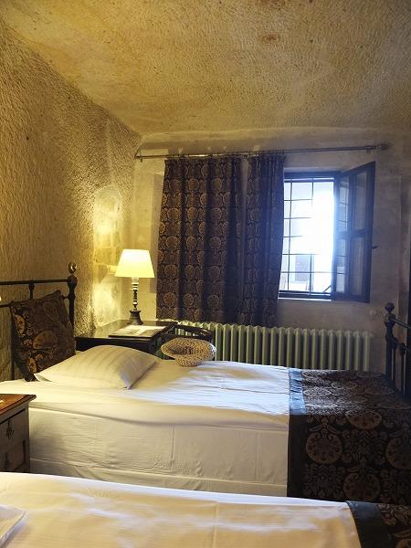 トルコ洞窟ホテル9