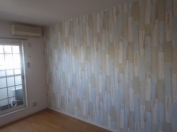壁紙施工後2